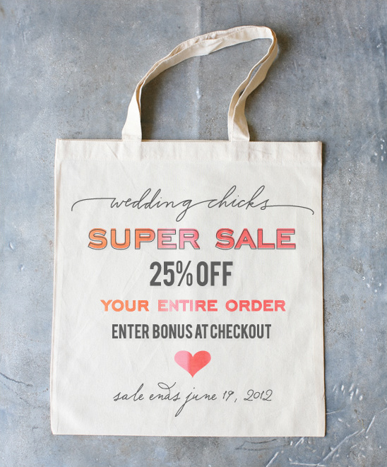 Super Sale on Custom Totes