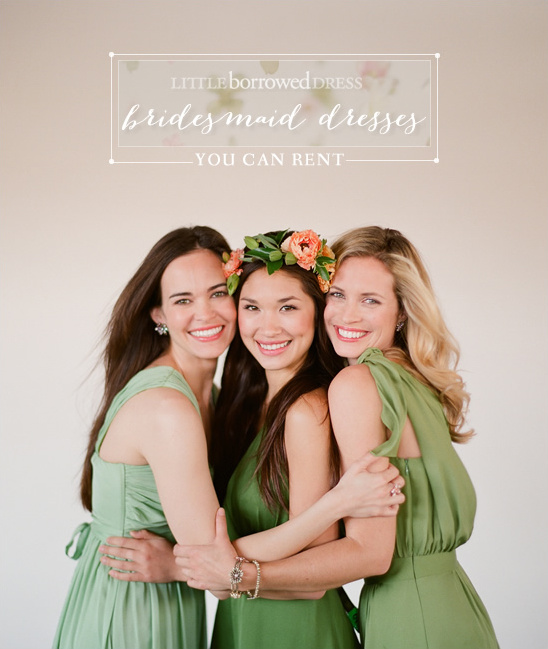 Blog - Bridesmaid Dresses You Can Rent From Little Borrowed Dress