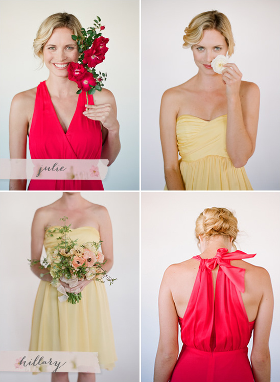 Bridesmaid Dresses You Can Rent From Little Borrowed Dress
