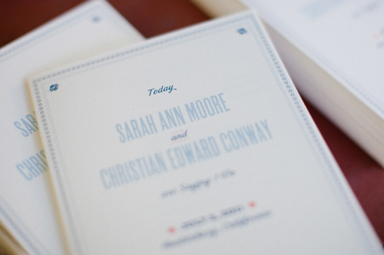 Fourth Of July Summer Wedding
