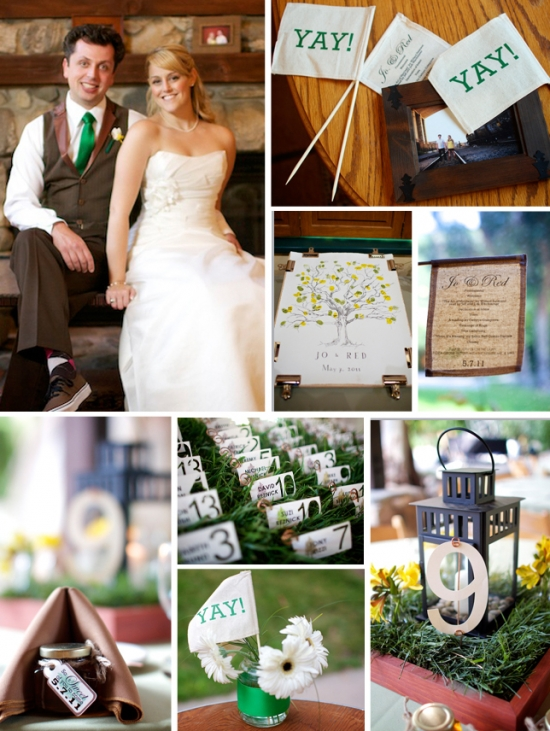 I Do Venues: Middle Ranch Go Green