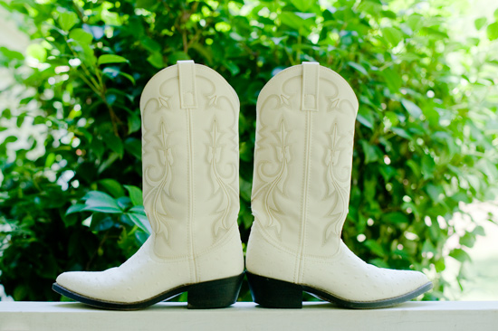 These Boots are Made for Weddings