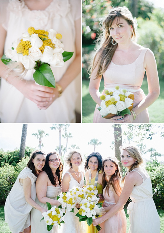 A Yellow Bumble Bee Wedding
