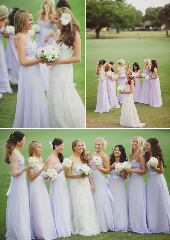 And White Wedding Ideas With A Touch Of Sliver