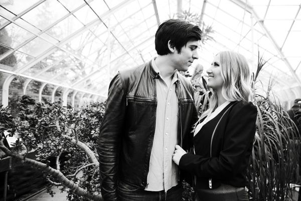 Hip And Stylish Engagement Shoot From Belathee Photography
