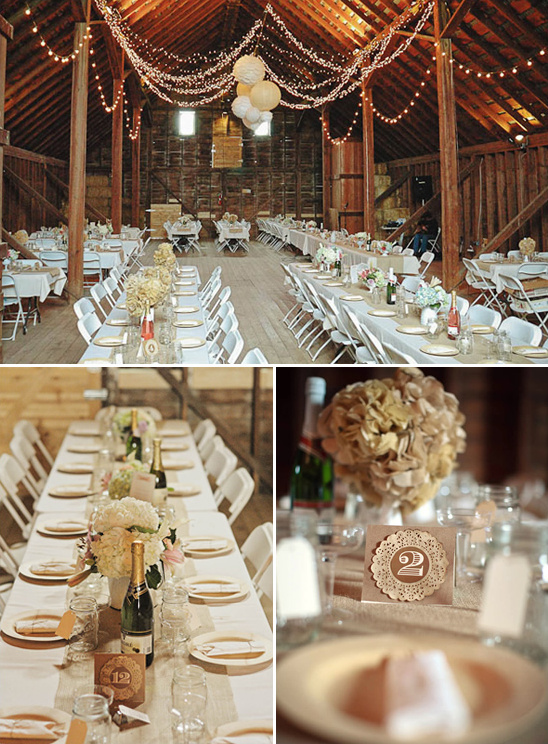 Blog An Oregon Barn Yard Wedding