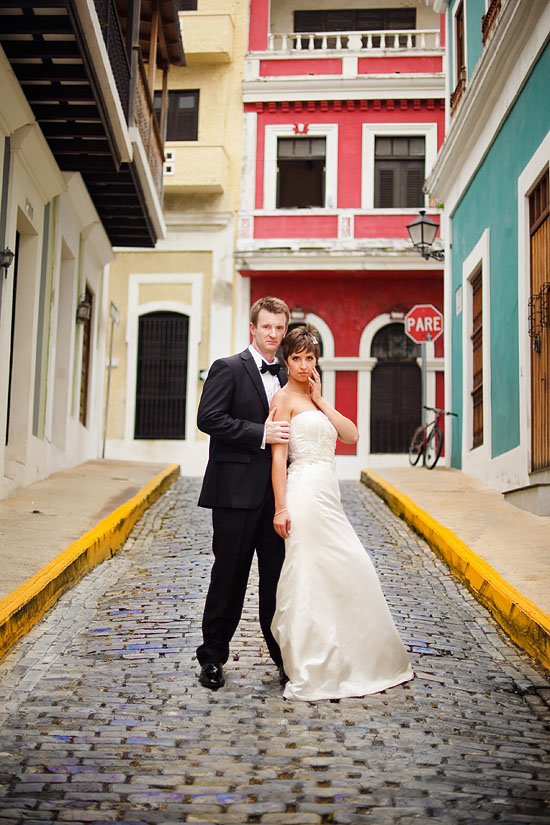 San Juan Puerto Rico Wedding