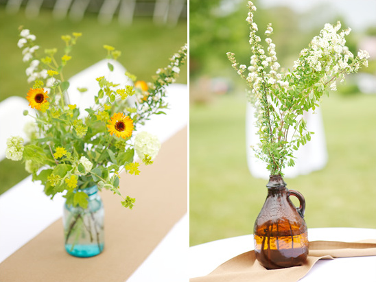 Tennessee Backyard Farm Wedding