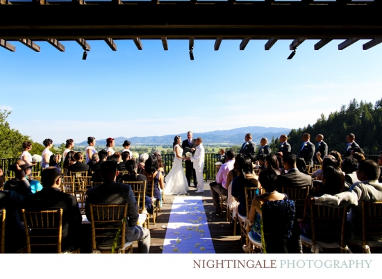 Clic Napa Valley Wine Country Wedding Auberge Du Soleil Resort