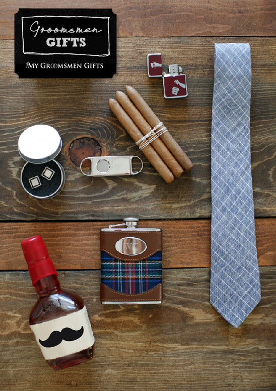 Save 20% On Groomsman Gifts From MyGroomsmenGifts.com