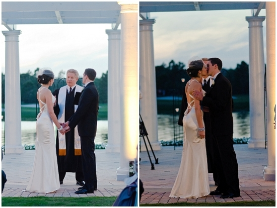 Grande Lakes JW Marriott - Vintage Glam Wedding - Photography by Luz Virginia