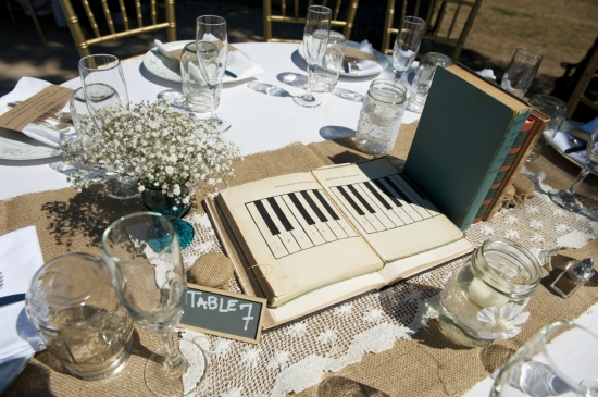 Country Vintage Wedding at Condor's Nest Ranch