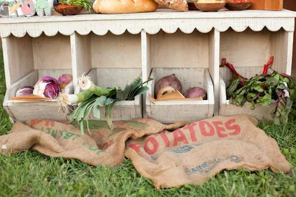 How To Throw A Farm To Table Engagement Party