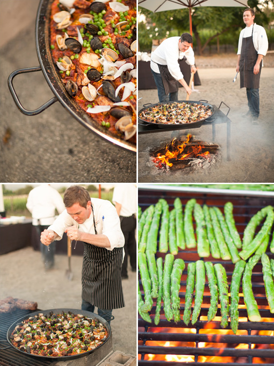 Farm To Table Wedding At Long Meadow Ranch