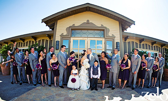 temecula-winery-wedding-purple-bridal-party