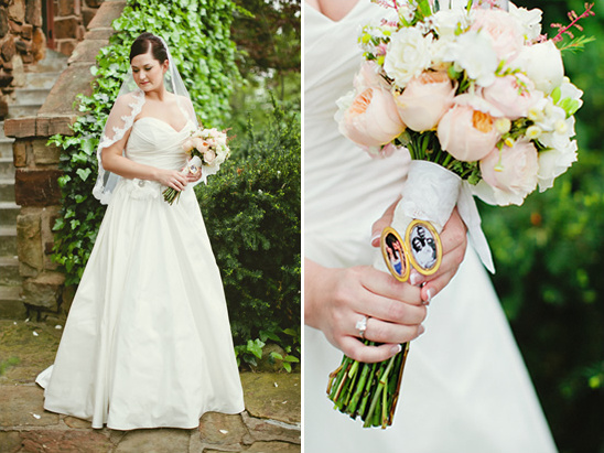 Oklahoma Elegant Vintage Outdoor Wedding