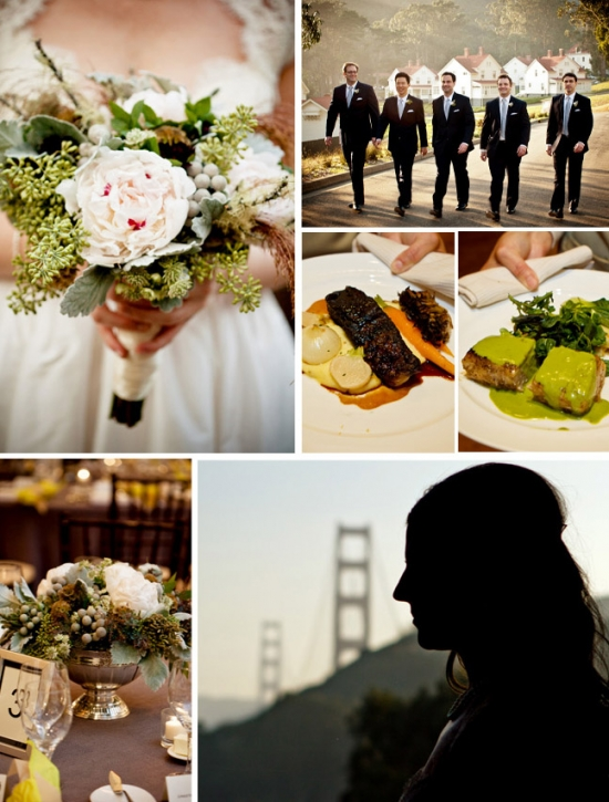 I Do Venues: Cavallo Point as seen through the lens of Rosemarie Lion