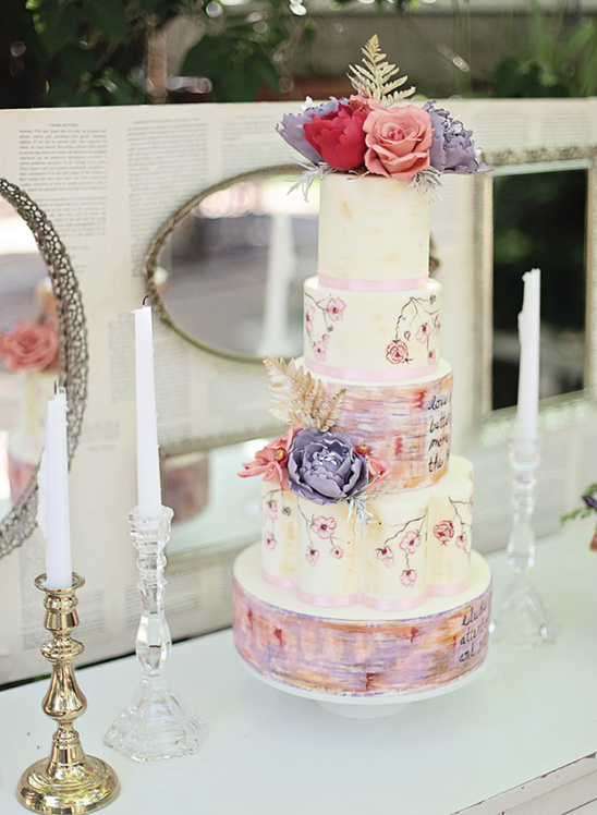 A Few Of Wedding Chicks Favorite Wedding Cakes