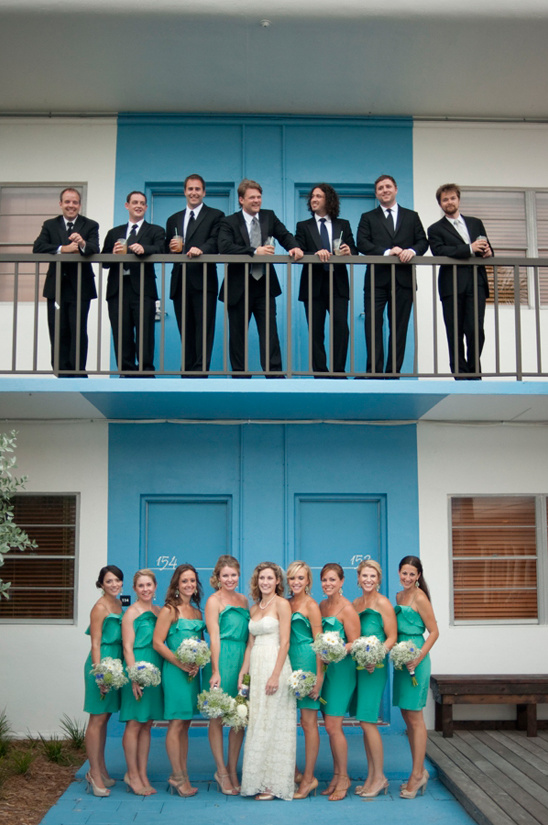 Florida Beach Wedding At The Postcard Inn
