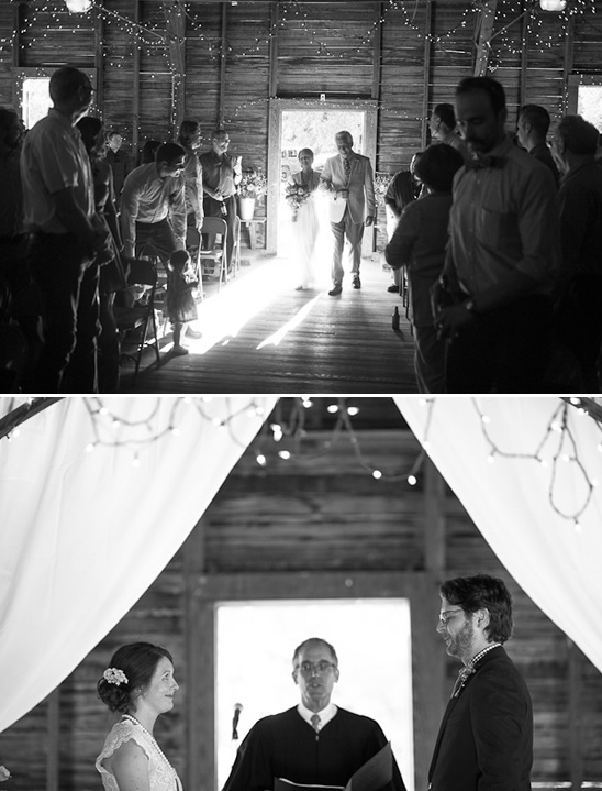 Traditional Texas Dance Hall Wedding