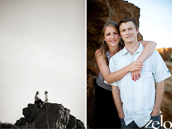 engagement-on-a-mountain