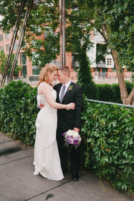 An Art Deco Inspired Wedding