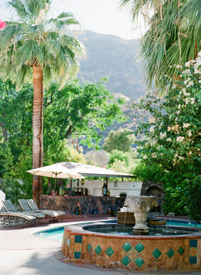 Palm Springs Chic At The Korakia Pensione