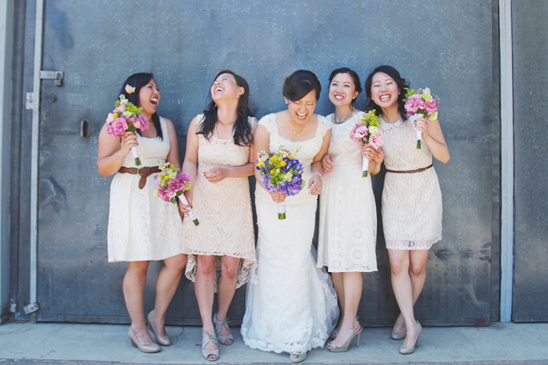 Los Angeles DIY Rustic Wedding