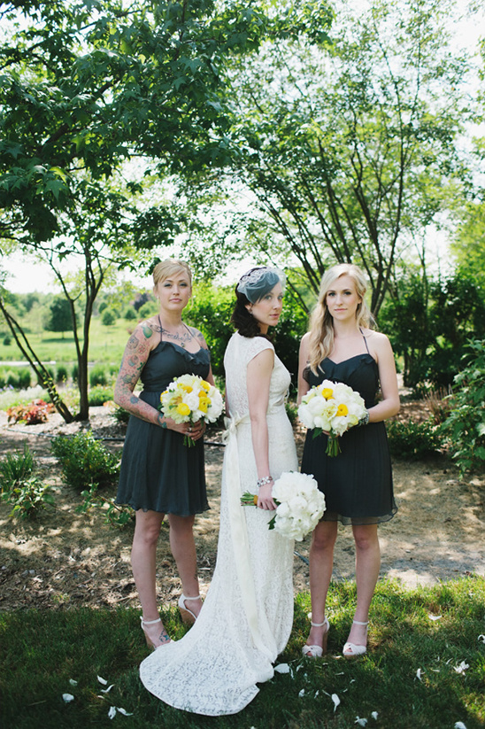 Michigan Rustic Barnyard Wedding