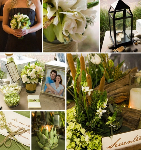I Do Venues Design Inspiration: Nature