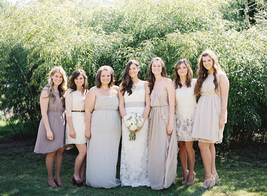 Elegant Barnyard Wedding By Erich McVey Photography