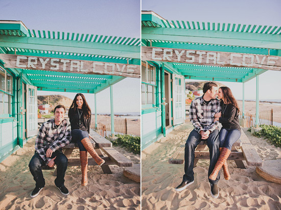 Laguna Beach Engagement Session [Dave Richards Photography]