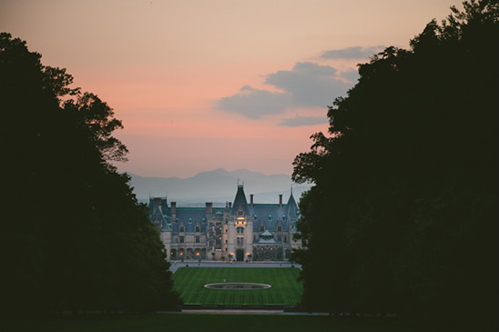 North Carolina Castle Wedding At The Biltmore Estate