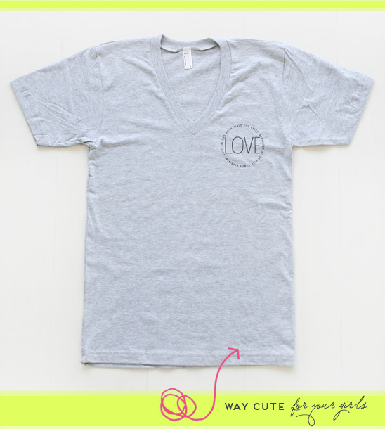 Personalized Wedding Party Tee From Wedding Chicks