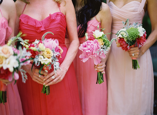 Santa Barbara Estate Wedding Photographed By Patrick Moyer