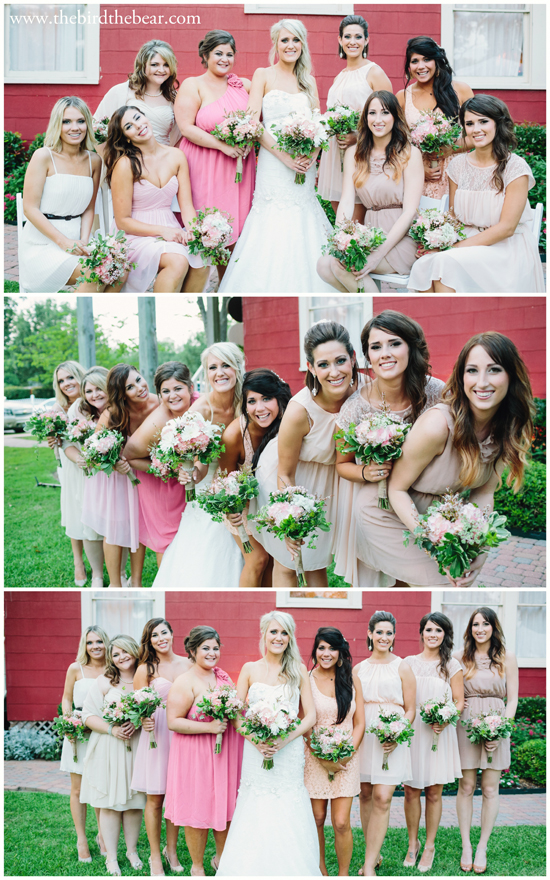 Pink Wedding Ideas | The Bird & The Bear