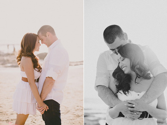 Laguna Beach Engagement, Crystal Cove [Dave Richards Photography]