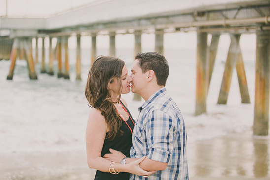 Venice Beach Engagement [Dave Richards Photography]