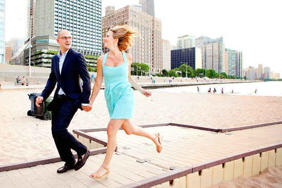 CHICAGO ENGAGEMENT SESSION