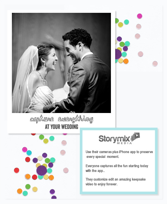Fun And Affordable Wedding Video Alternative From Storymix