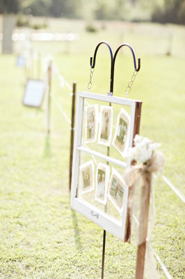 DIY Southern Backyard Wedding