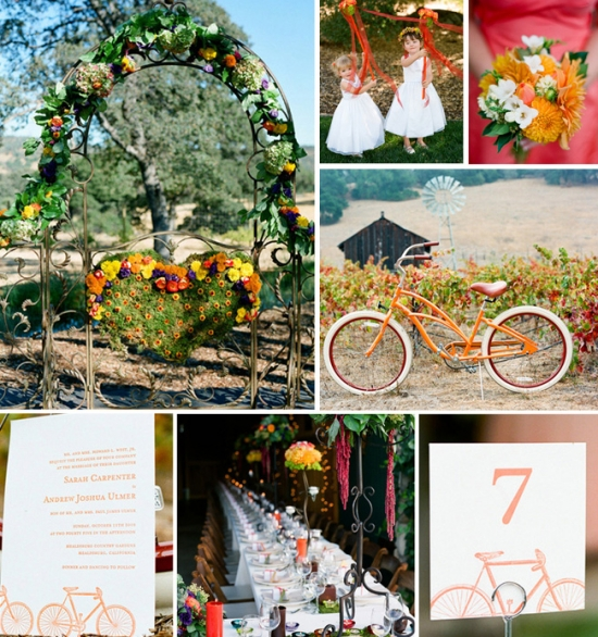 I Do Venues Design Inspiration: Country Style