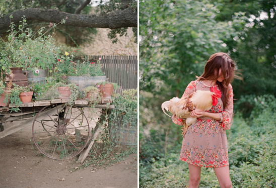 Bohemian Style Wedding Ideas By Elizabeth Messina