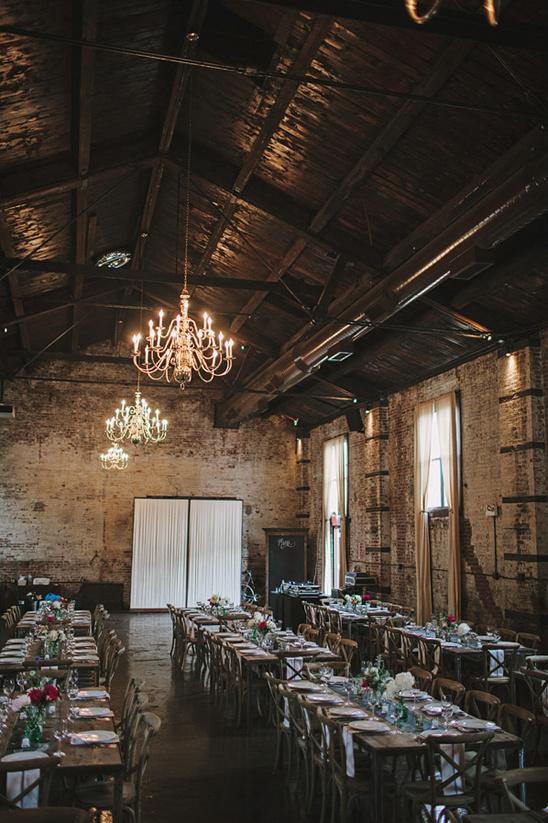 Handmade Brooklyn Wedding At The The Green Building
