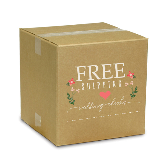 Happy Labor Day! Free Shipping At Wedding Chicks