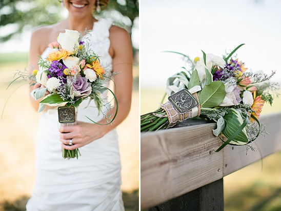 DIY Rustic Wagon Wheel Wedding