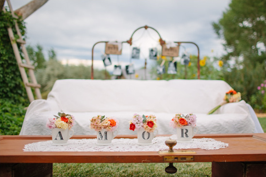 Backyard Colorado Wedding With A Spanish Flair