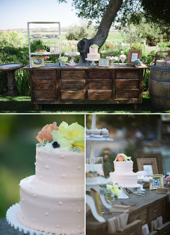 Vintage Vineyard Wedding Ideas