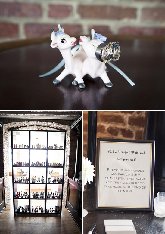 Salt and Pepper Shaker Wedding Favors