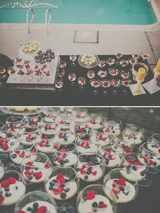 Backyard Wedding Games diy vintage glam backyard wedding